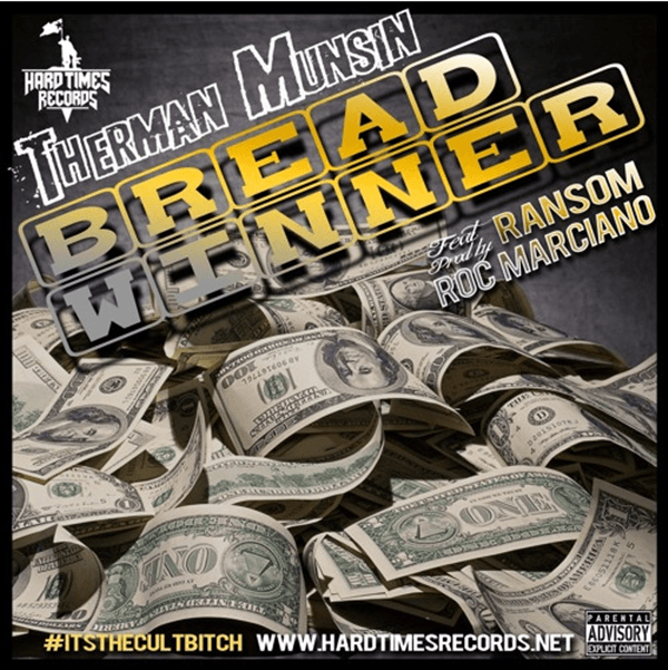 "Therman Munsin feat. Ransom ""Bread Winner"" (Prod. By: Roc Marciano)"