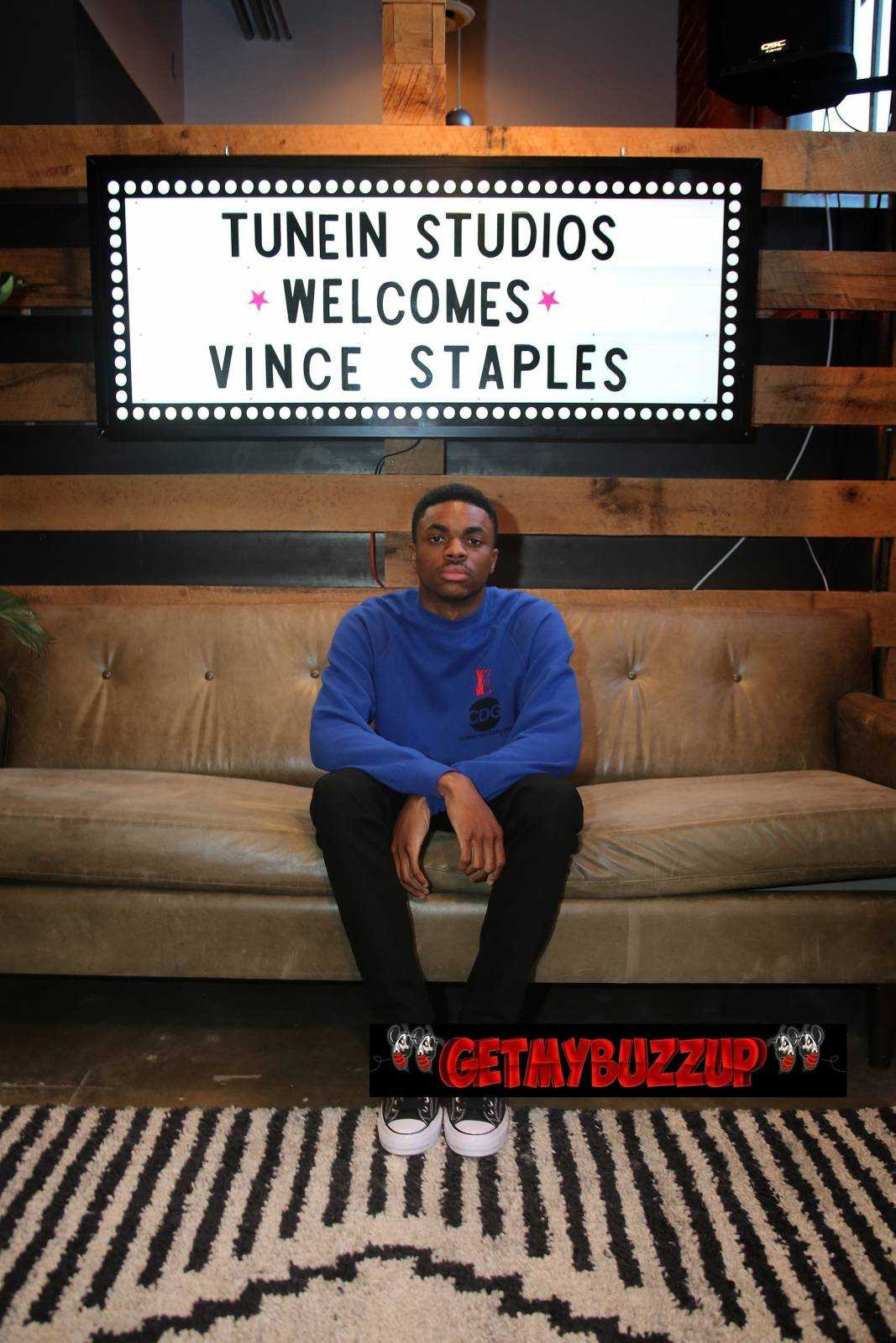 Vince Staples on how to get out of a LA speeding ticket