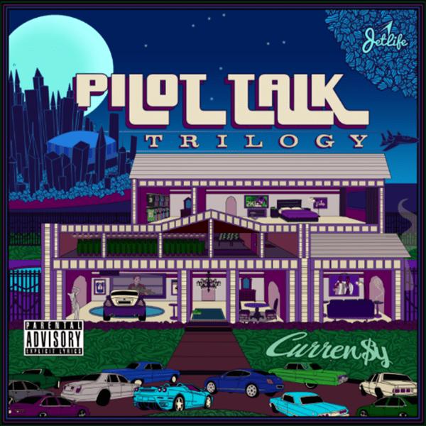 """Album Stream: Curren$y – """"Pilot Talk: Trilogy"""" [Audio]"""