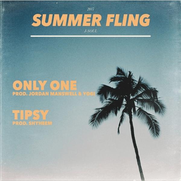 "J-Soul Releases ""Summer Fling"" [Audio]"