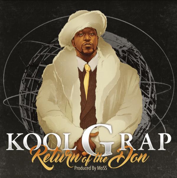 "Album Stream: Kool G Rap – ""Return of the Don"" [Audio]"