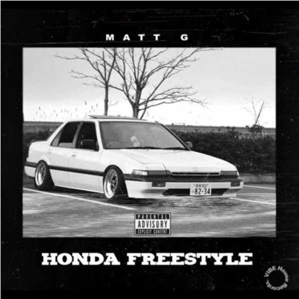 "Matt G – ""Honda"" Freestyle [Audio]"