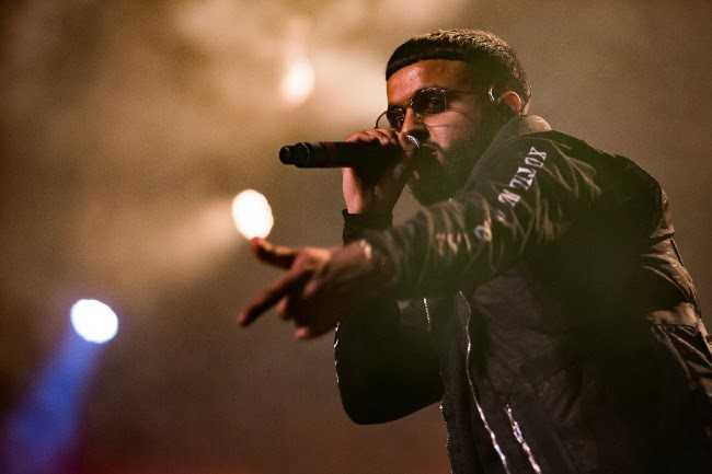 """NAV To Join The Weeknd On Phase 2 of the """"STARBOY: LEGEND OF THE FALL"""" World Tour"""