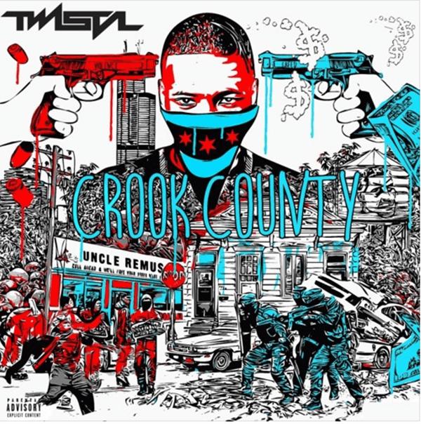 "Album Stream: Twista – ""Crook County"" [Audio]"