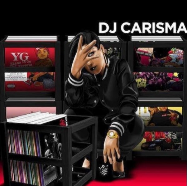 DJ CARISMA DROPS NEW SELF-TITLED EP FEATURING YG, JEREMIH, TINASHE, OMARION AND MORE