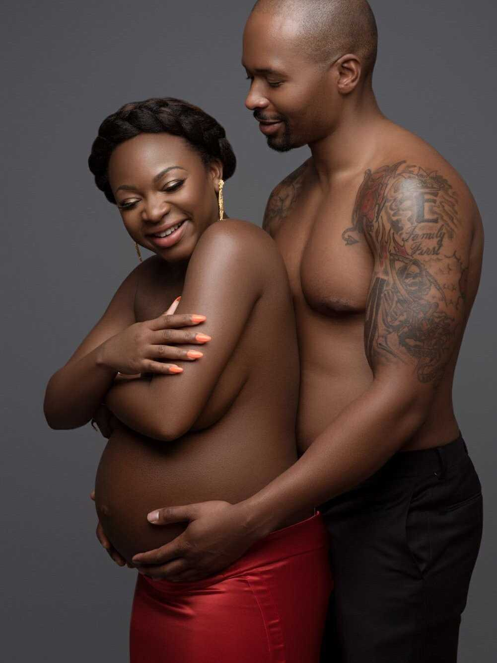 Naturi Naughton Exclusively Shows Off Her Baby Bump For ESSENCE Magazine [Photos]