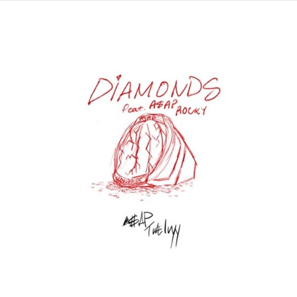 """ASAP Twelvyy feat A$AP Rocky – """"Diamonds"""" [Audio]"""