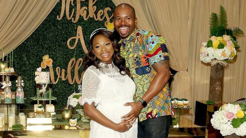 Naturi Naughton Gives Birth To First Child
