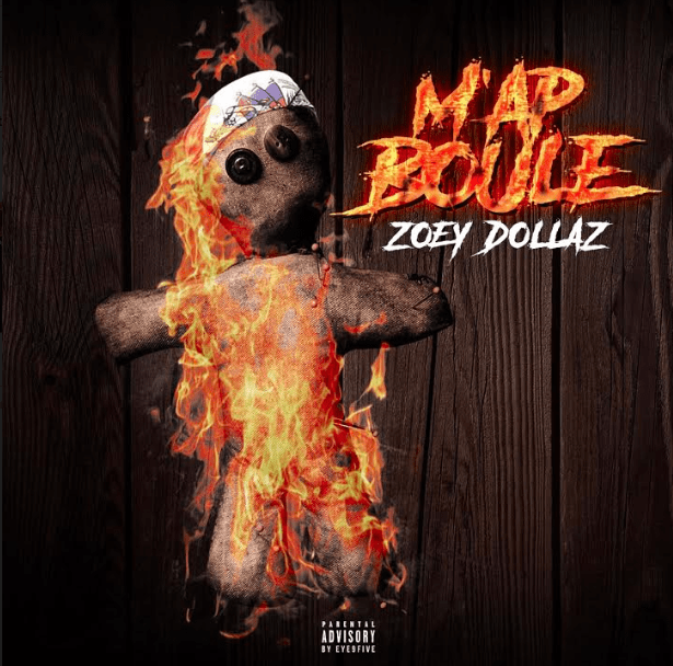 Zoey Dollaz Releases Tracklisting for EP #MAPBOULE