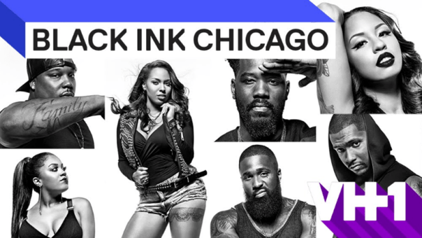 "Black Ink Crew: Chicago – ""The New Barack and Michelle Obama"" [Tv]"