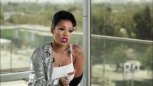 Keyshia Cole on Meeting Prince For First Time [Interview]