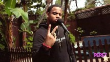 """Mack Wilds Performing """"Bonnie & Clyde"""" Live [Video]"""