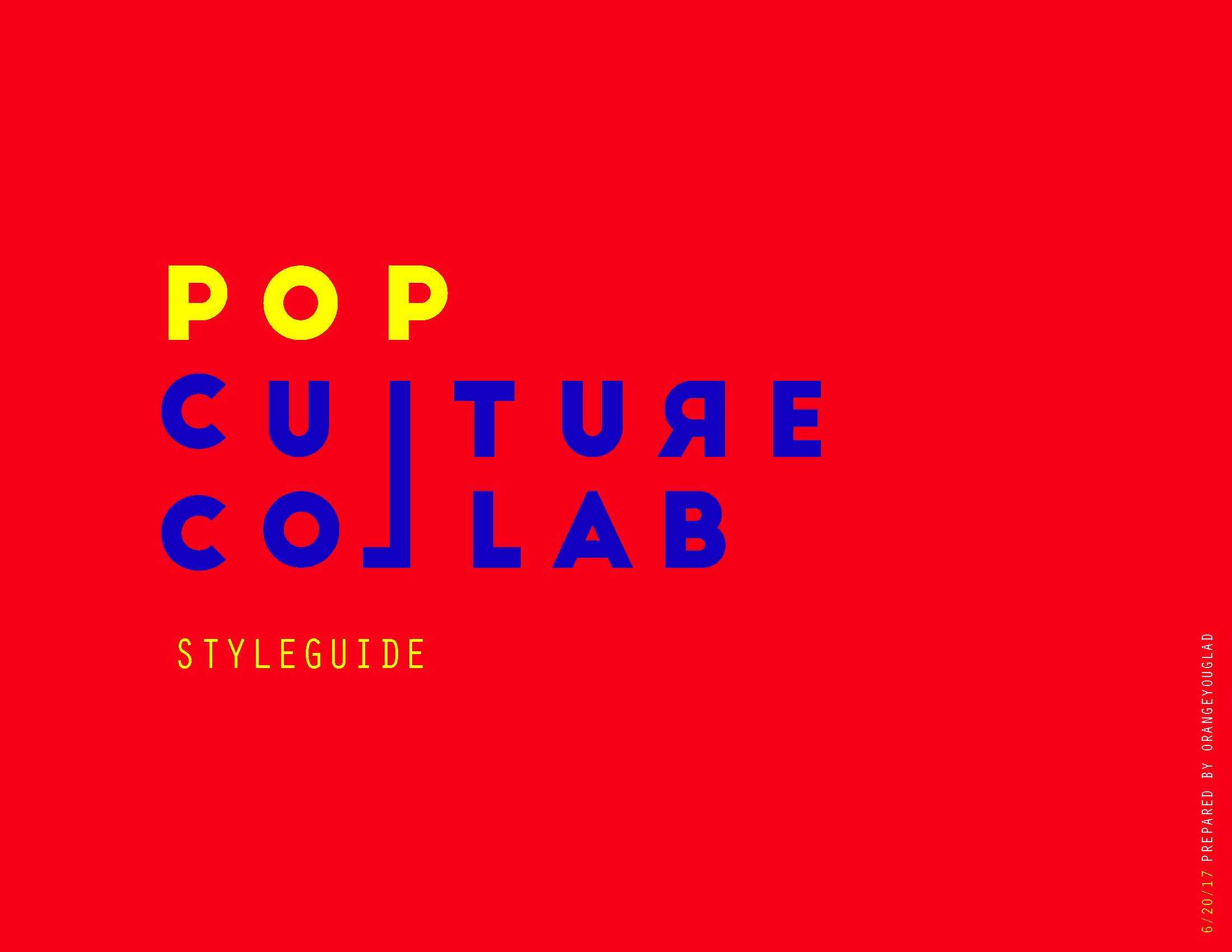 Pop Culture Collaborative Awards First Round of Grants