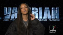 """Rihanna Talks About Her Role in the Movie """"VALERIAN"""""""