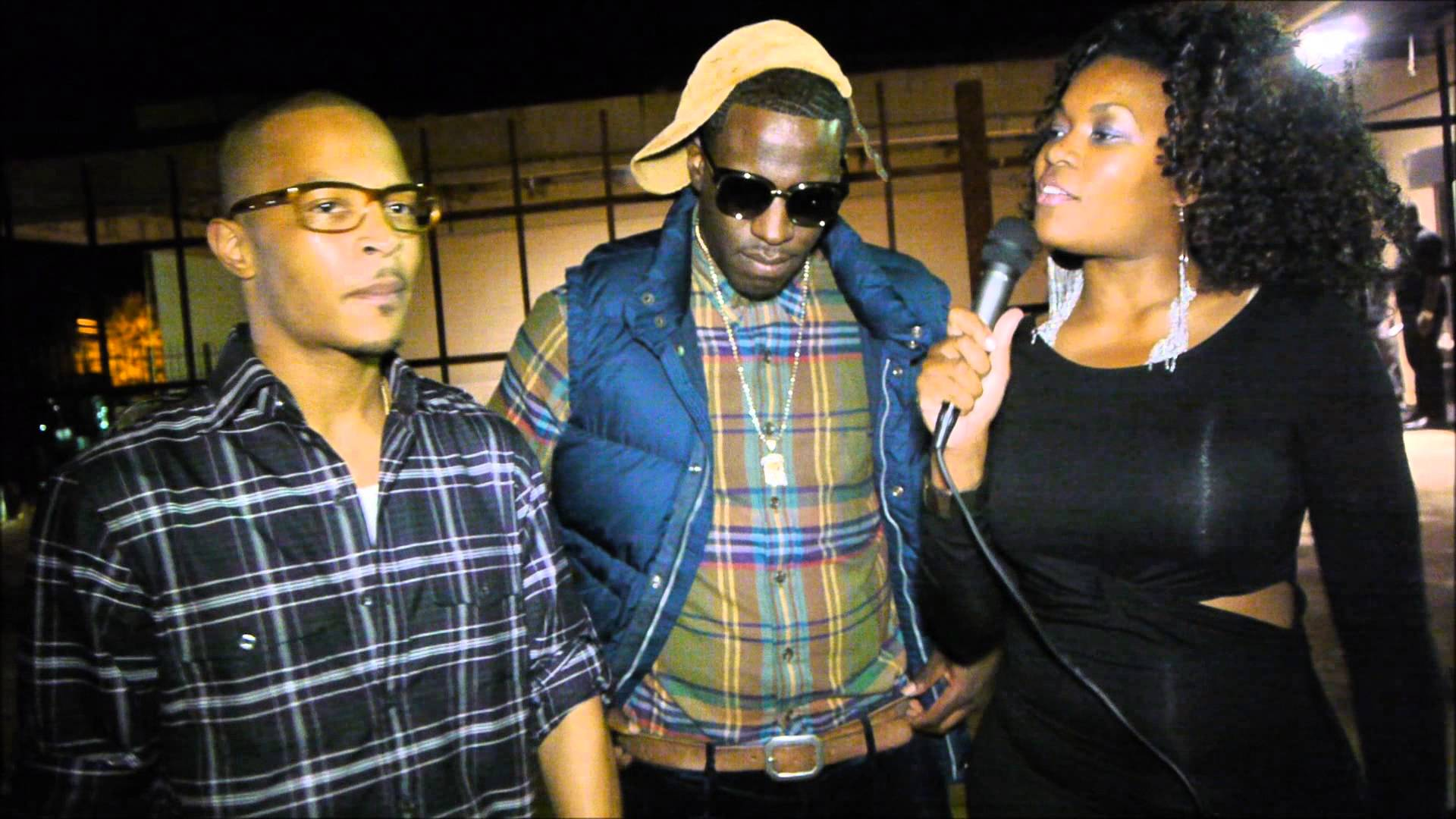 Video T I Young Dro Talk Government Shutdown With 4umf Getmybuzzupgetmybuzzup