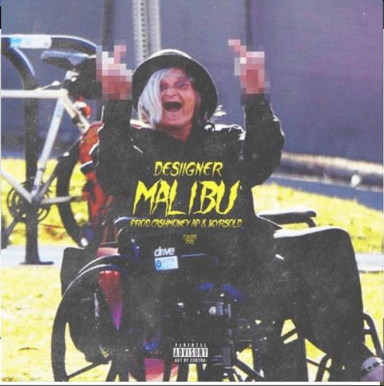 Desiigner – Malibu (Prod. By CashMoneyAp & 16YrsOld)