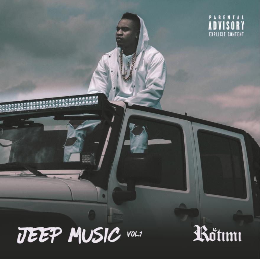Album Stream: Rotimi – Jeep Music, Vol 1. [Audio]