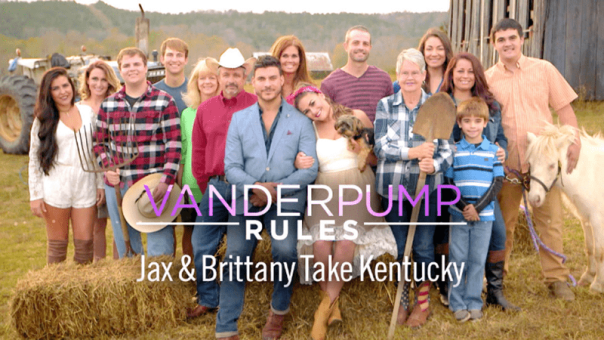 Vanderpump Rules: Jax And Brittany Take Kentucky – About Last Night