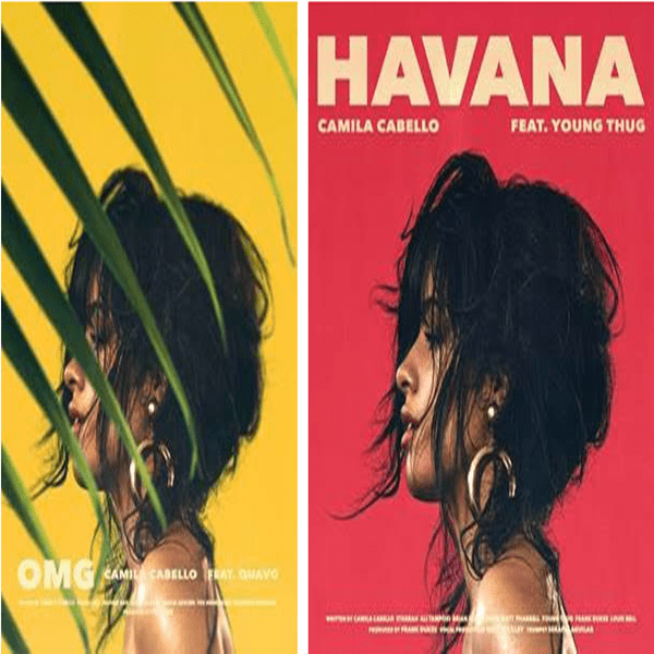 CAMILA CABELLO RELEASES TWO NEW TRACKS FEAT QUAVO & YOUNG THUG
