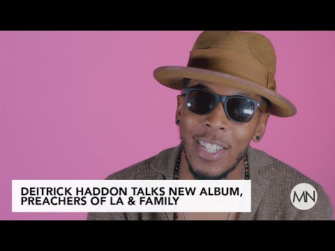 Deitrick Haddon Talks How He Blocks Negative Comments Off His Timeline