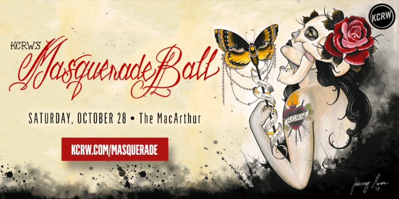 KCRW's Masquerade Ball, L.A.'s Iconic Halloween Dance Party, Is Back From the Dead