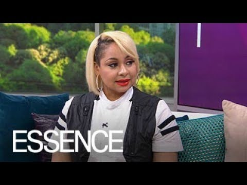 Raven-Symone Speaks on The View, Being Black, Not African-American