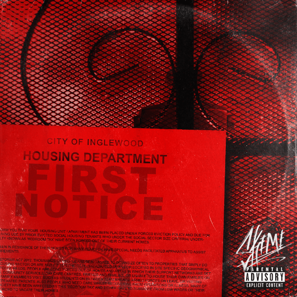 "INGLEWOOD RAPPER SKEME DROPS ""1ST NOTICE"" MIXTAPE"