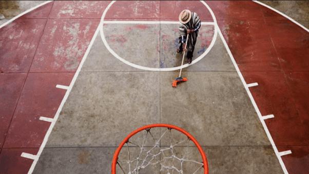 The Last Shot – Home-Court Advantage #ThelastShot [Tv]