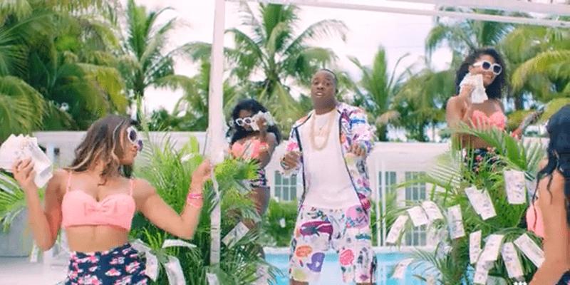 Yo Gotti Feat. Nicki Minaj – Rake It Up  [Video]