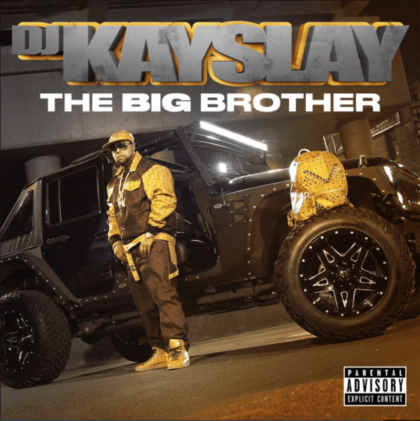 Album Stream: DJ Kay Slay – The Big Brother [Audio]