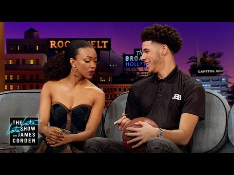 Lonzo Ball Talks Practicing His Autograph [Interview]