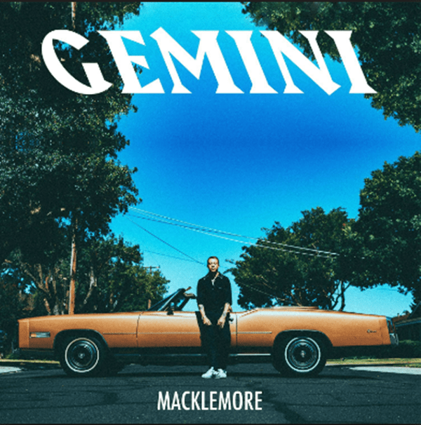 Album Stream: Macklemore – Gemini [Audio]
