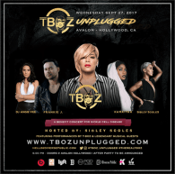 4th Annual T-Boz Unplugged Concert