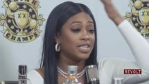 Trina Talks Love & Hip Hop Miami on Drink Champs