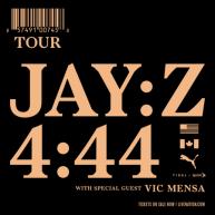 VIC MENSA TO JOIN JAY-Z'S 4:44 TOUR #444Tour