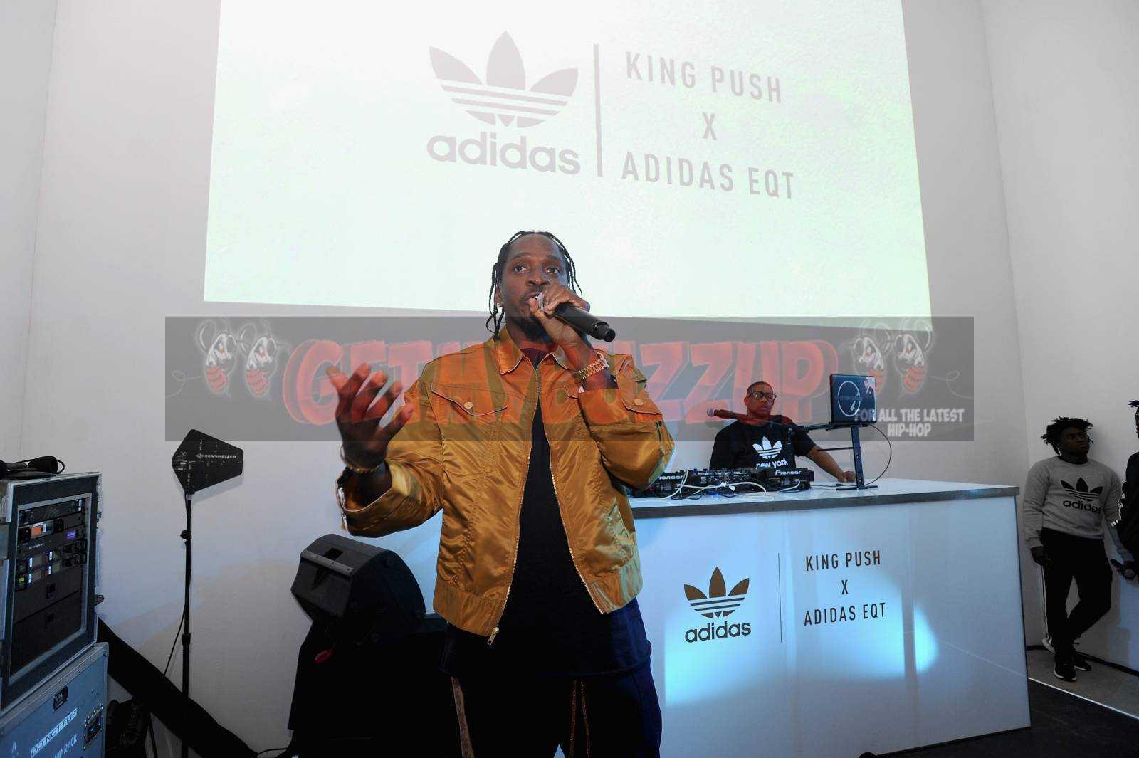 "Pusha T – ""Bodega Babies"" | adidas Originals [Video]"