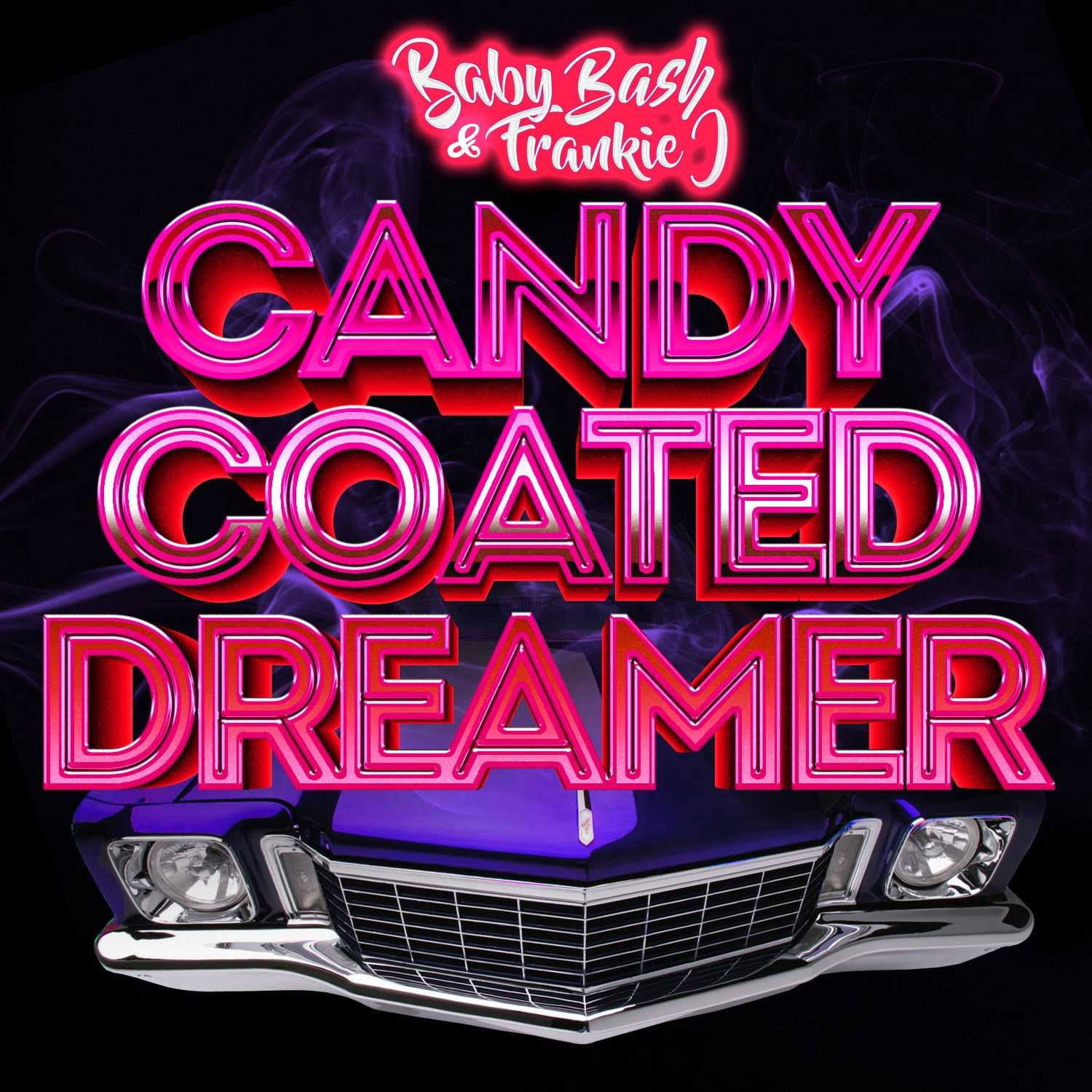 Baby Bash & Frankie J – Candy Coated Dreamers [Audio]