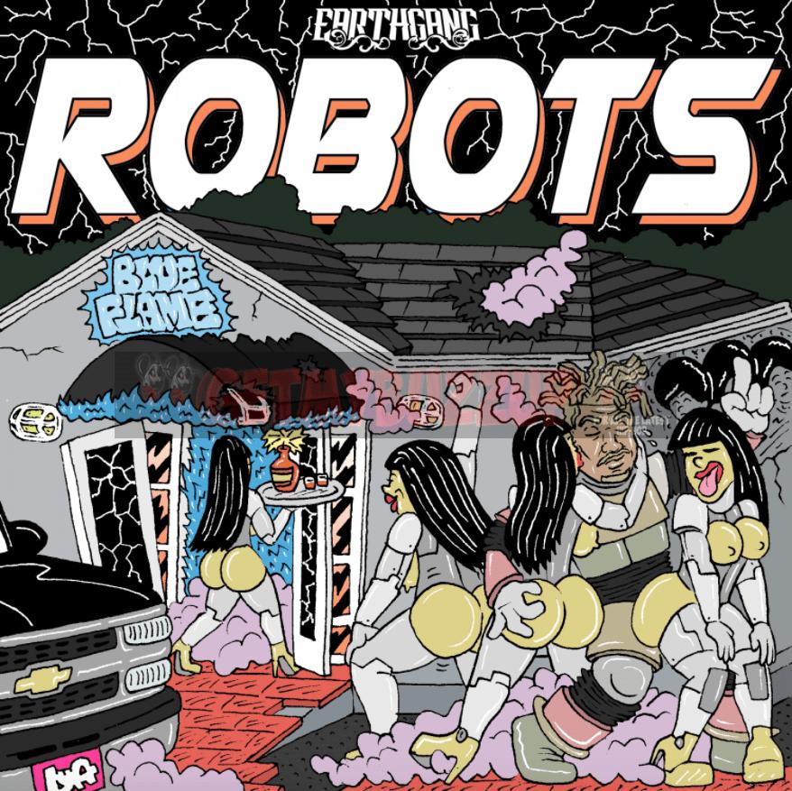 EP Stream: EARTHGANG – Robots [Audio]