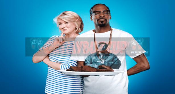 Martha & Snoop's Potluck Dinner Party – Happy Birthday Snoop! #MarthaandSnoop [Tv]
