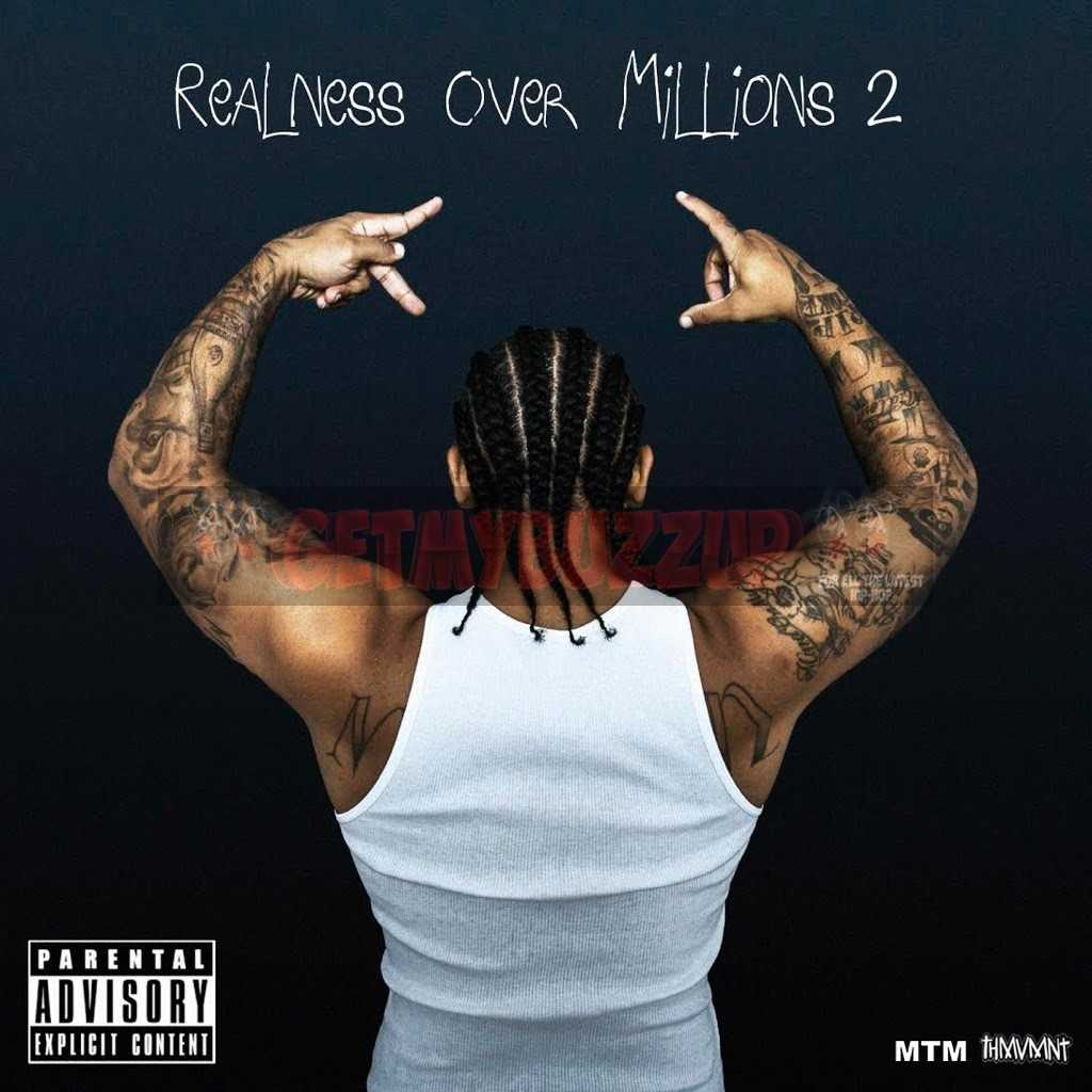 TeeCee4800's New Album, Realness Over Millions 2, Out Now!!