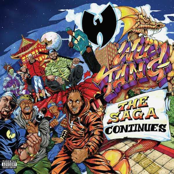 Album Stream: Wu-Tang Clan – The Saga Continues [Audio]