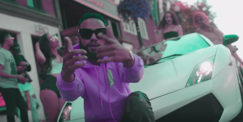 "CHAZ FRENCH RELEASES ""HOL' UP"" MUSIC VIDEO FT. SHY GLIZZY"