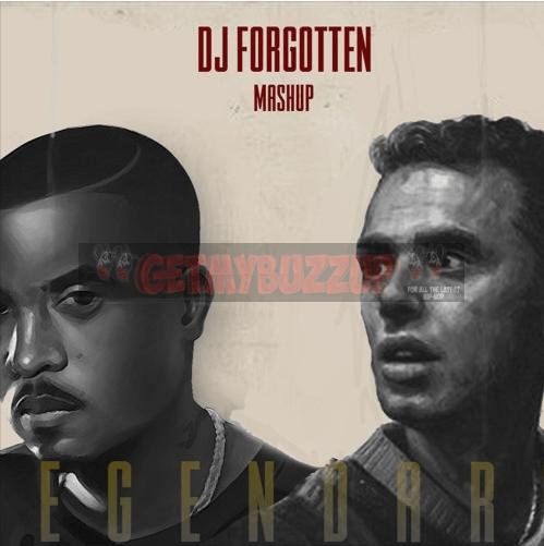 DJ Forgotten – Legendary (feat. Nas & Logic) [Audio]