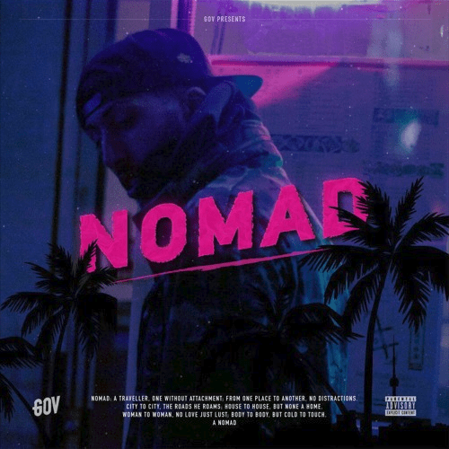 "EP Stream: Gov Drops A Soothing Alt R&B Project Titled  ""NOMAD"""