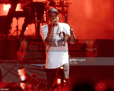 Jay-Z wears IH NOM UH NIT, on Stage @ ACL Music Festival [Photos]