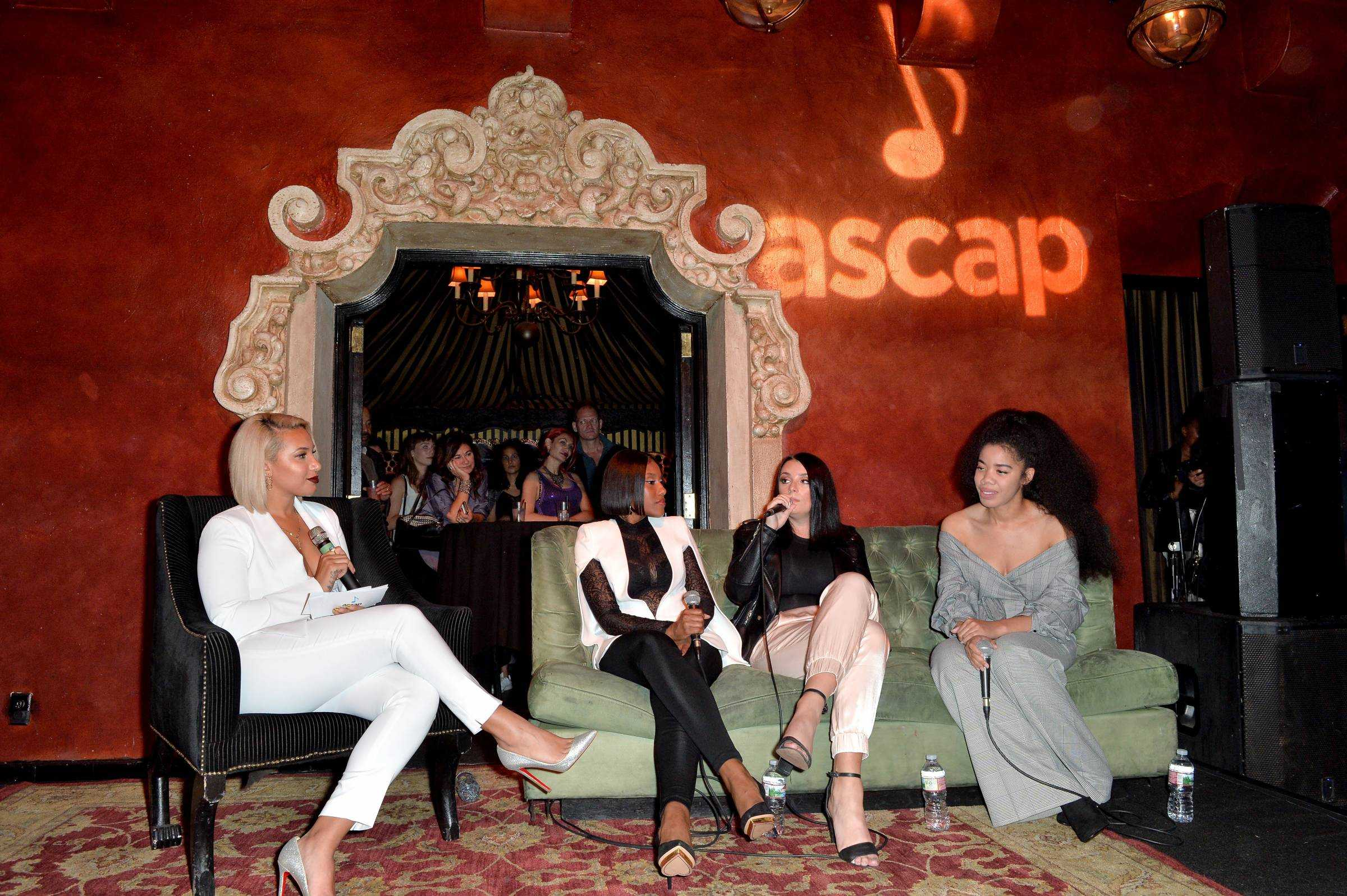"ASCAP HOSTS 9TH ANNUAL ""WOMEN BEHIND THE MUSIC"" EVENT"