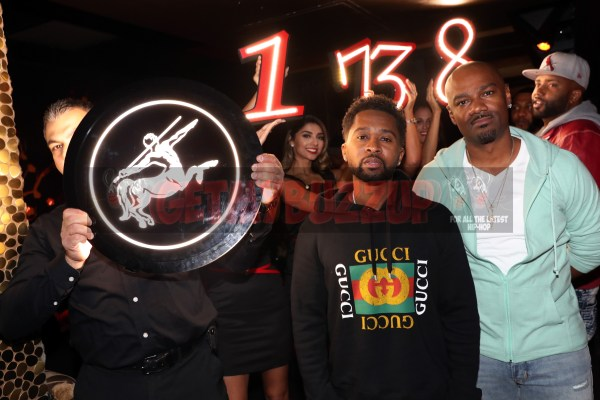 LAS VEGAS, NV - NOVEMBER 09:  (L-R) Zaytoven and Big Tigger attend The Remy Martin Producers Series Season 4 Finale on November 9, 2017 in Las Vegas, Nevada.  (Photo by Johnny Nunez/Getty Images for Remy Martin)