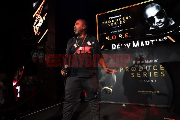 LAS VEGAS, NV - NOVEMBER 09:  Noreaga attends The Remy Martin Producers Series Season 4 Finale on November 9, 2017 in Las Vegas, Nevada.  (Photo by Johnny Nunez/Getty Images for Remy Martin)