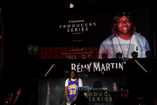 LAS VEGAS, NV - NOVEMBER 09:  Prodig-E attends The Remy Martin Producers Series Season 4 Finale on November 9, 2017 in Las Vegas, Nevada.  (Photo by Johnny Nunez/Getty Images for Remy Martin)
