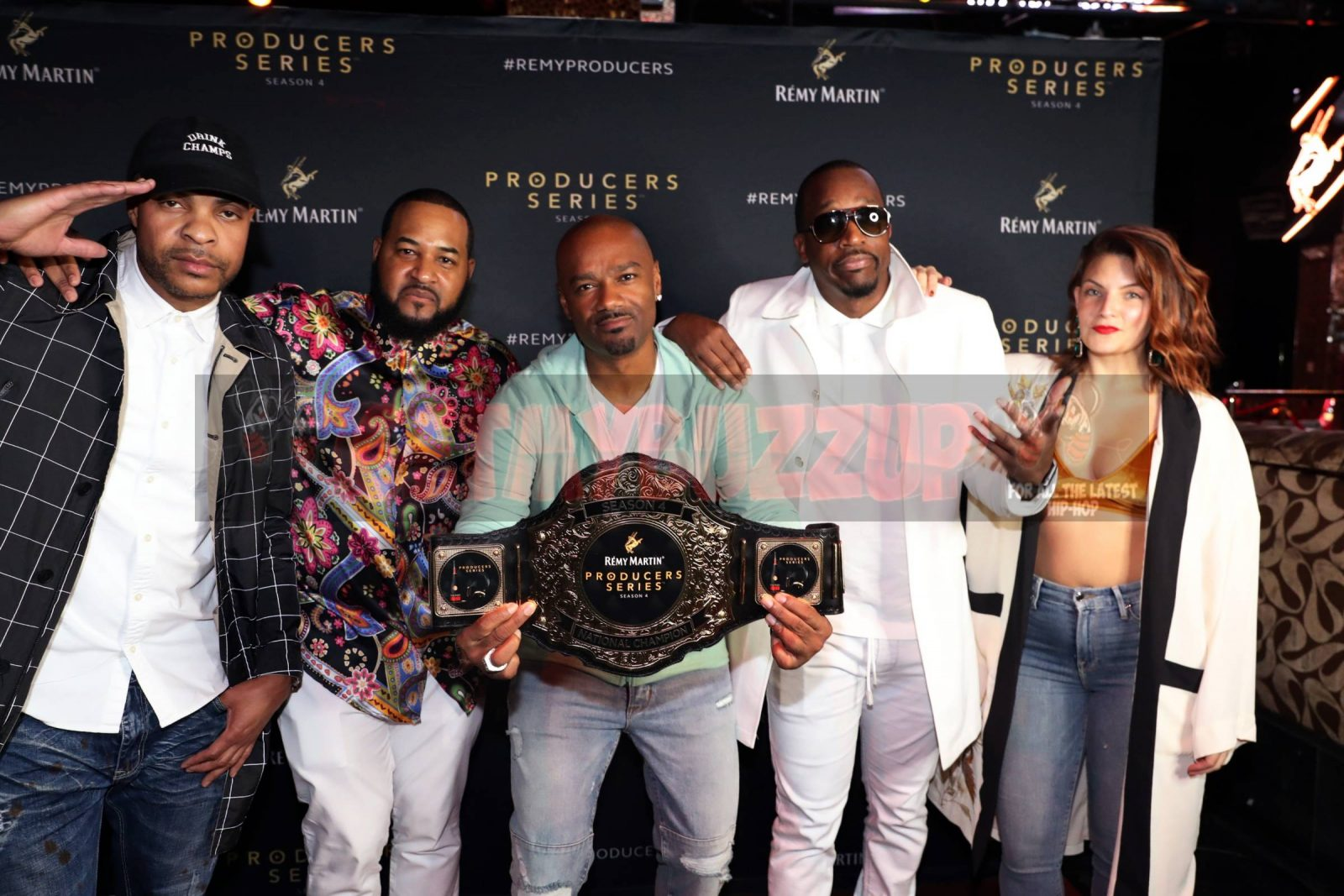 Yo Gotti, NORE, Zaytoven, Big Tigger attend The House of Rémy Martin Producers Series Season 4 Finale at Tao [Photos]